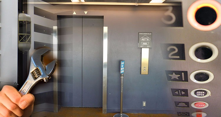 Elevator Repair Service : Elevator maintenance repair commercial home and